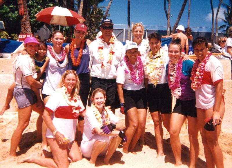 1998 Dad Center Long Distance Race