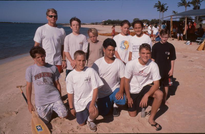1998 Paiaina Regatta 6-7-1998