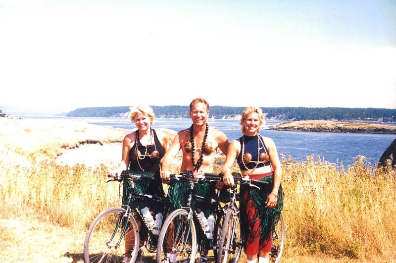 1998 Bicycle Trekkers