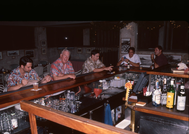 1998 Outrigger Bar & Lounge