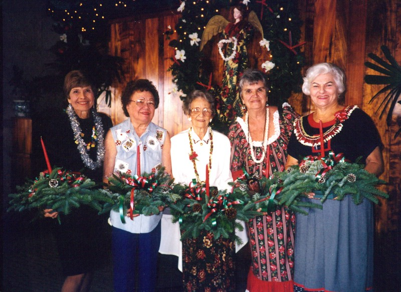 1998 Outrigger Duplicate Bridge Tournament Winners