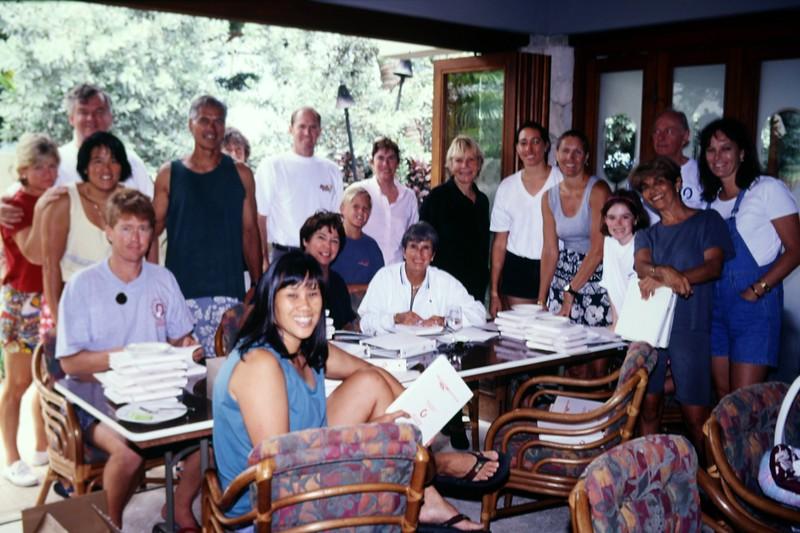 1998 Membership Roster