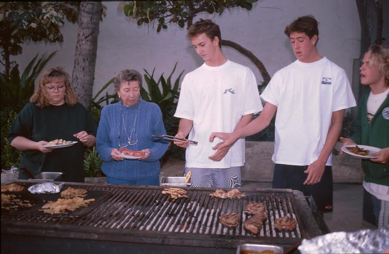 1998 Paddling Kickoff Party