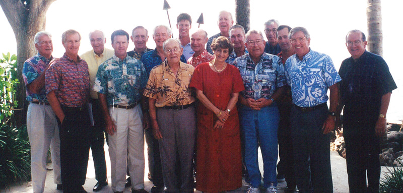 1998 Past President's Luncheon