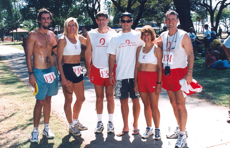 1998 Around the Island Perimeter Relay