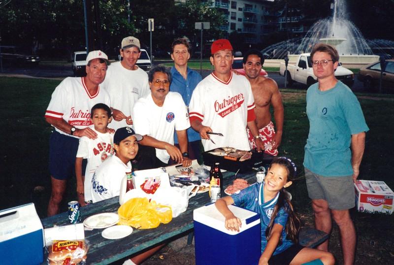 1998 Post Softball BBQ
