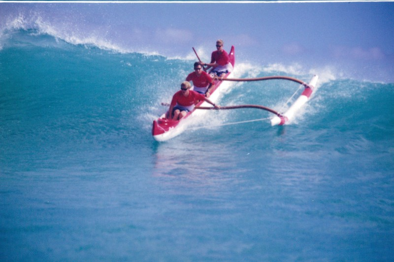 1998 Canoe Surfing