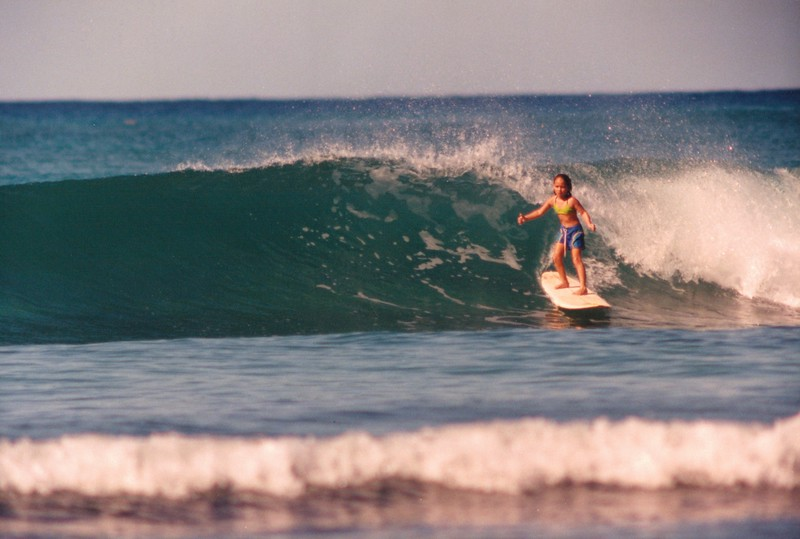 1998 Haleiwa Menehune Surfing Contest