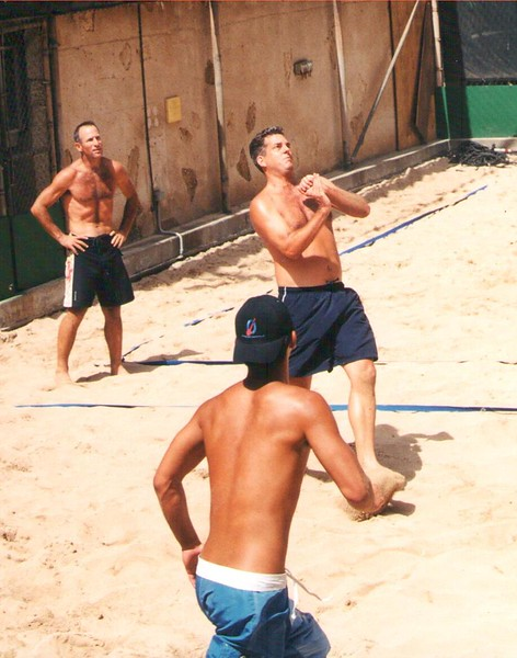 1998 Summer Sand Volleyball