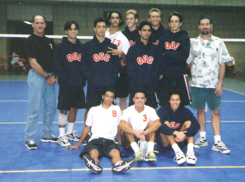 1998 USAV Junior National Championships