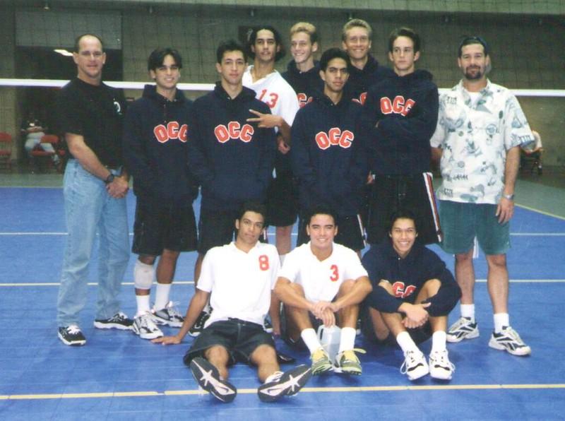 1998 USAV Junior National Championships