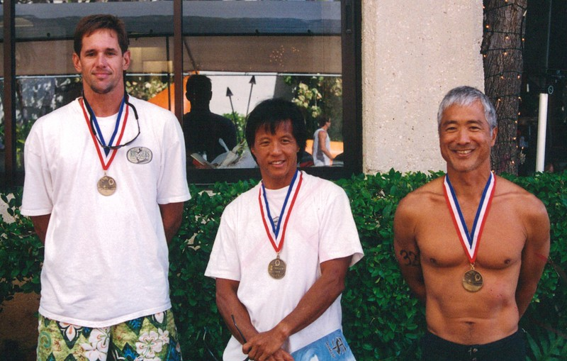 1998 21st Annual Winter 10K Paddleboard Race