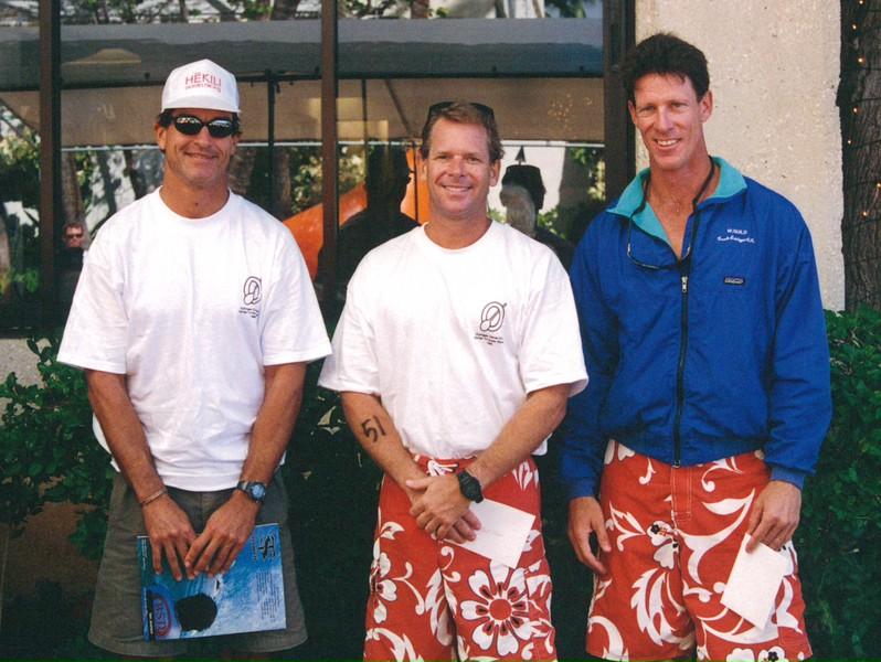 1998 10th Annual Winter OC1 8K Race