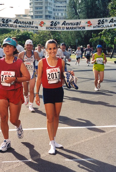 1998 Honolulu Marathon