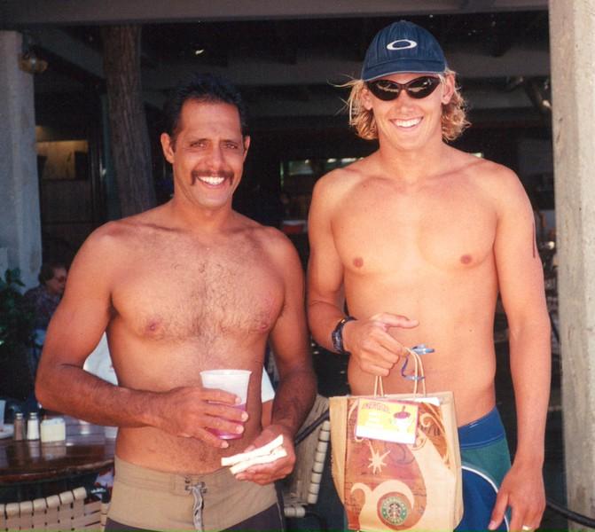 1999 Cline Mann 5K Paddleboard Race