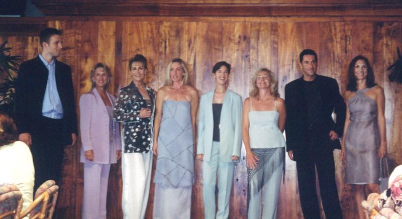1999 Armani Fashion Show