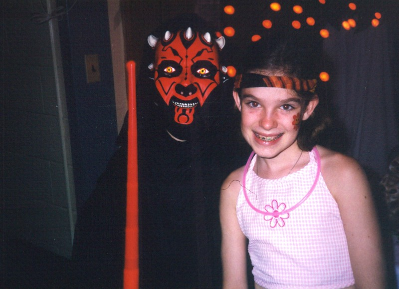 1999 Halloween Party