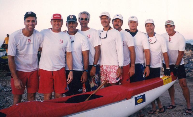 1999 Molokai Hoe