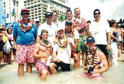 Outrigger Canoe Club 1999