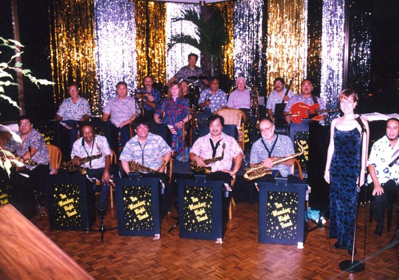 1999 Tisha Love and the Monday Night Band