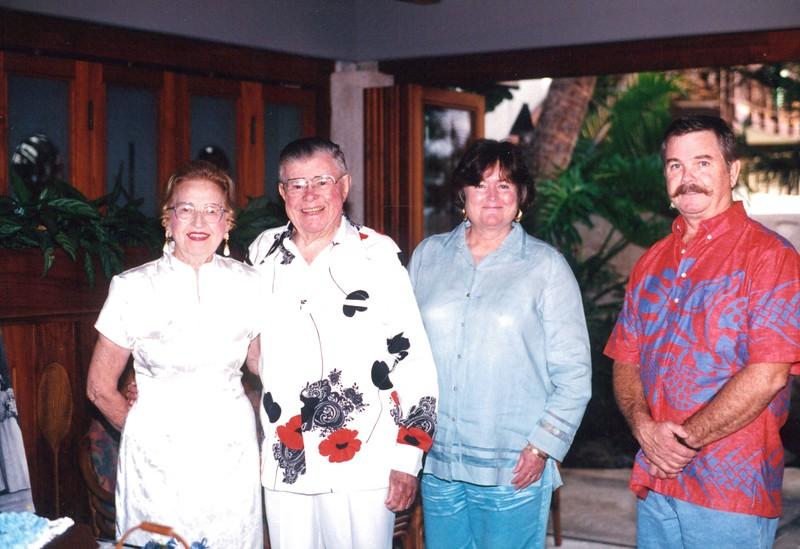 1999 Dinner in the Koa Lanai