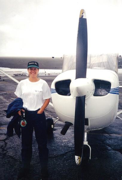 1999 Missy Gets Her Wings