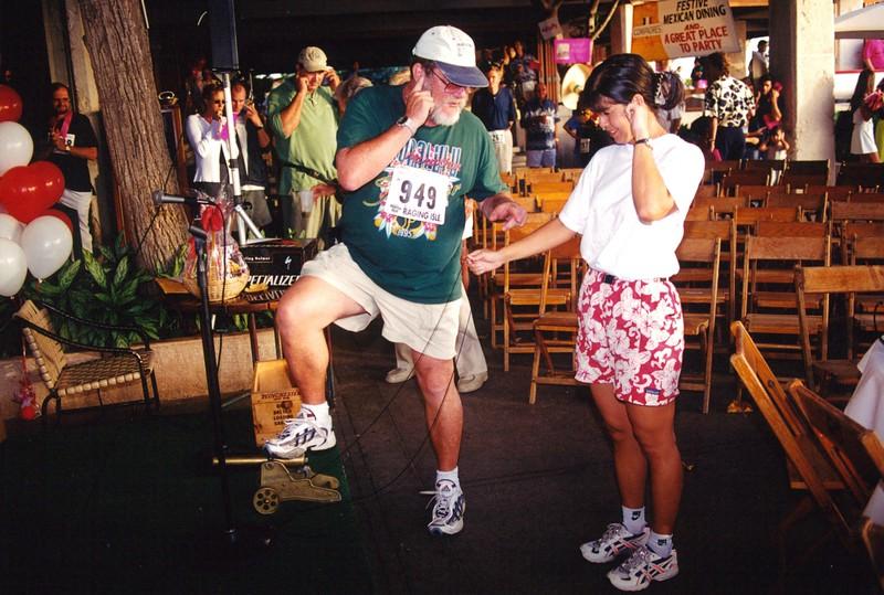1999 Non-Run Fun Run