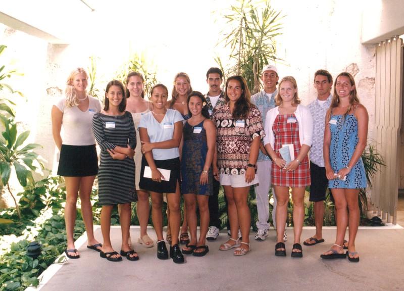 1999 ODKF Volunteer Luncheon
