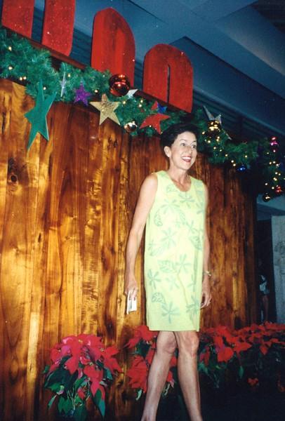 1999 Princess Kaiulani Fashion Show