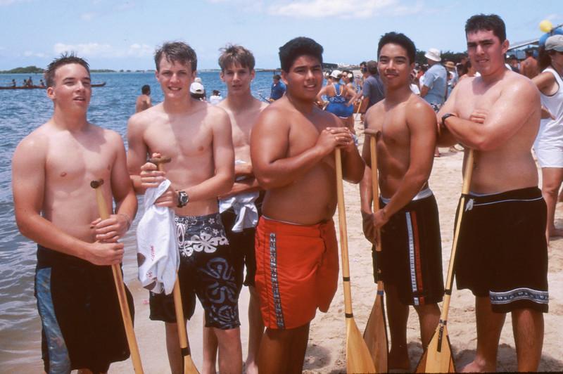 1999 Paiaina Regatta