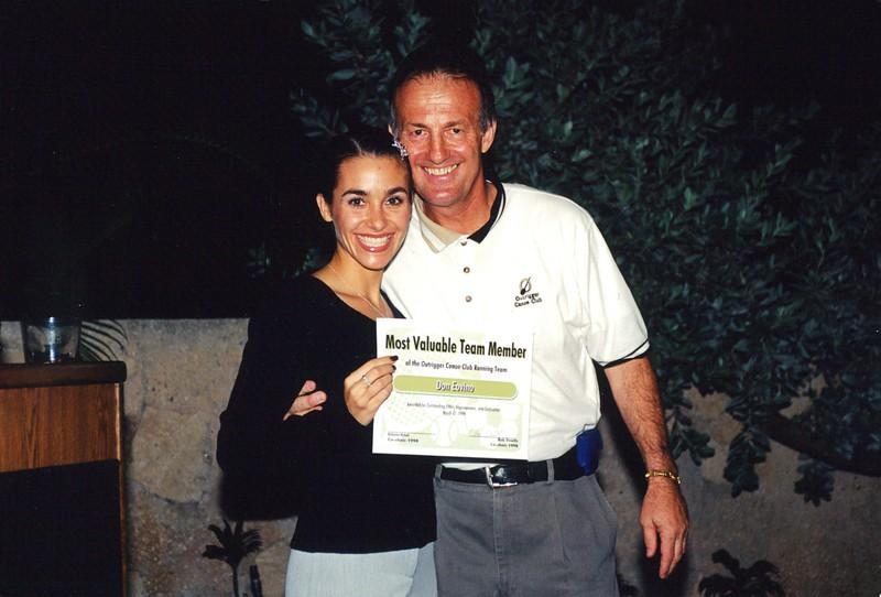 1999 Running Banquet