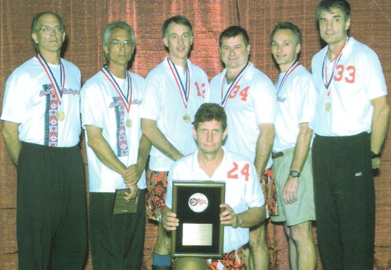 1999 USAV National Championships Masters 50