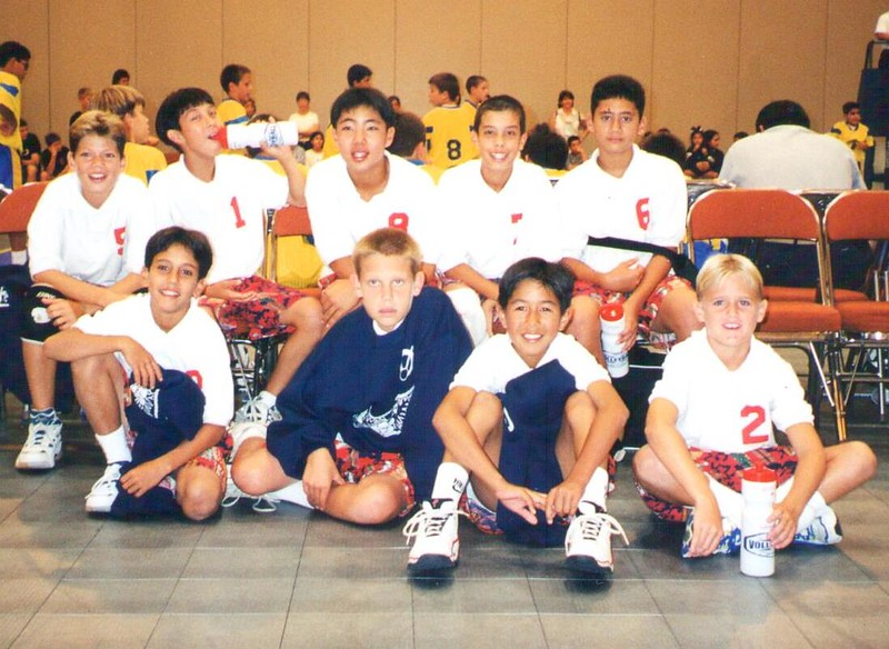 USAV Junior National Championships Boys 12