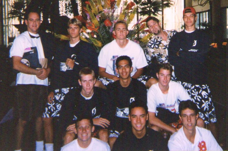 1999 USAV Junior National Championships Boys 18