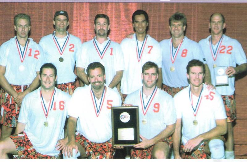 1999 USAV National Championships Masters 30