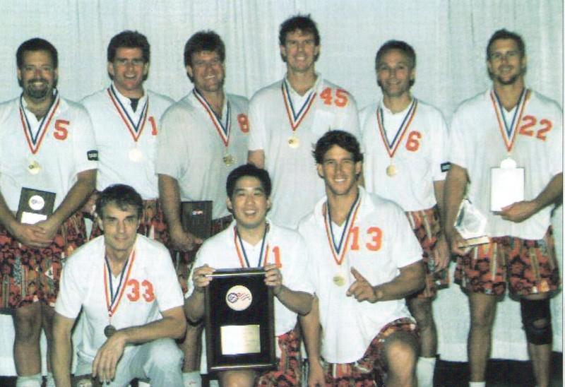 1999 USAV National Championships Masters 35