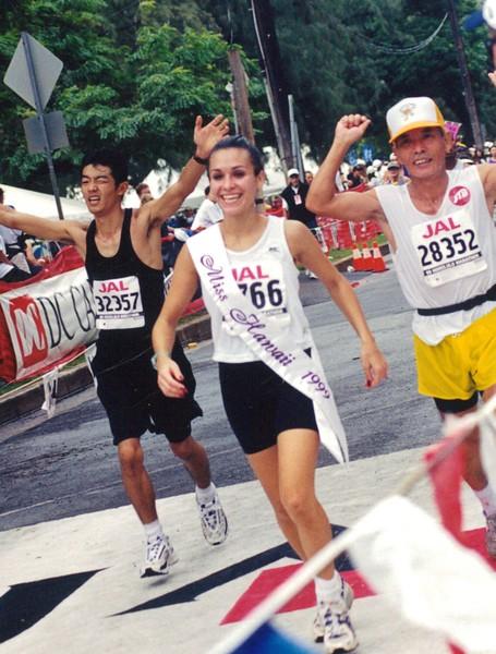 1999 Honolulu Marathon