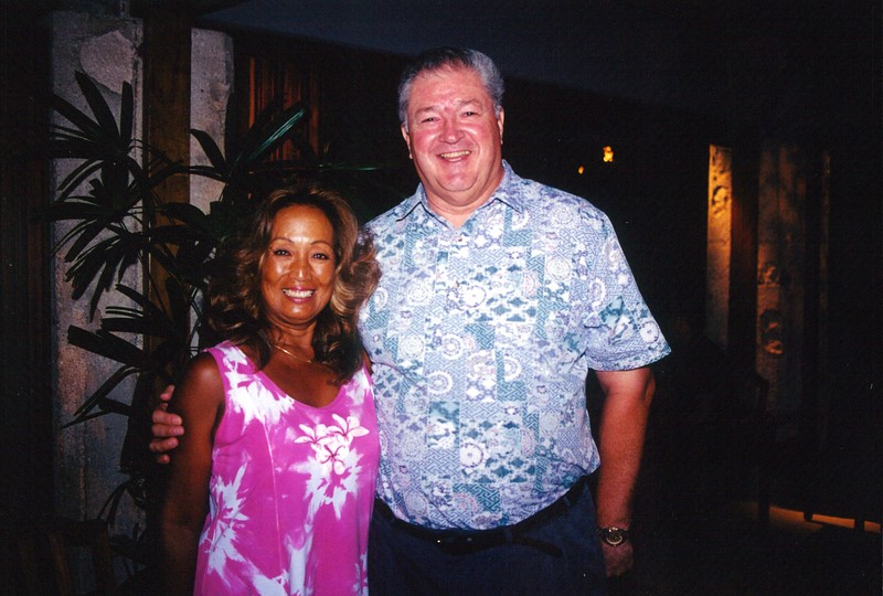 2000 Aloha Party
