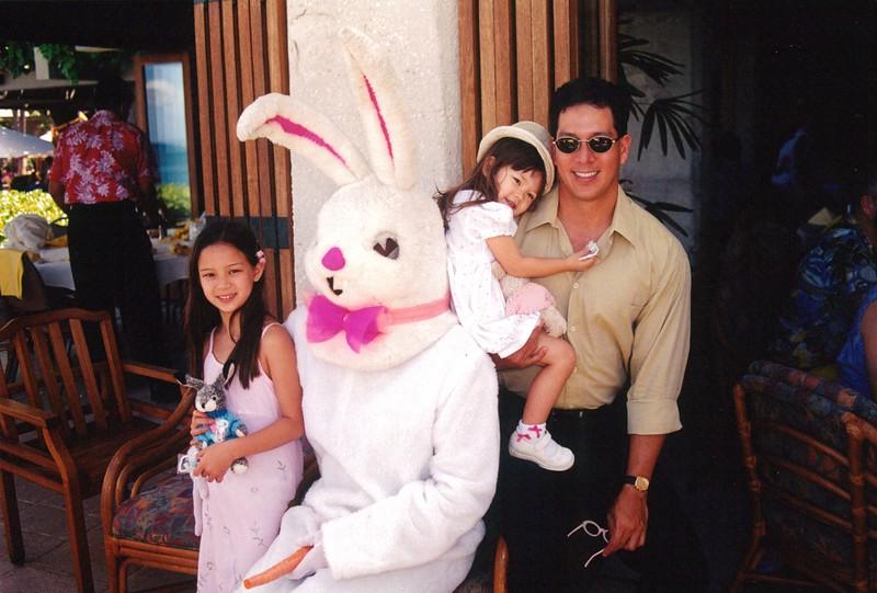 2000 Easter Sunday Brunch