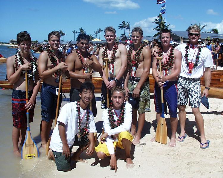 2000 HCRA State Championships