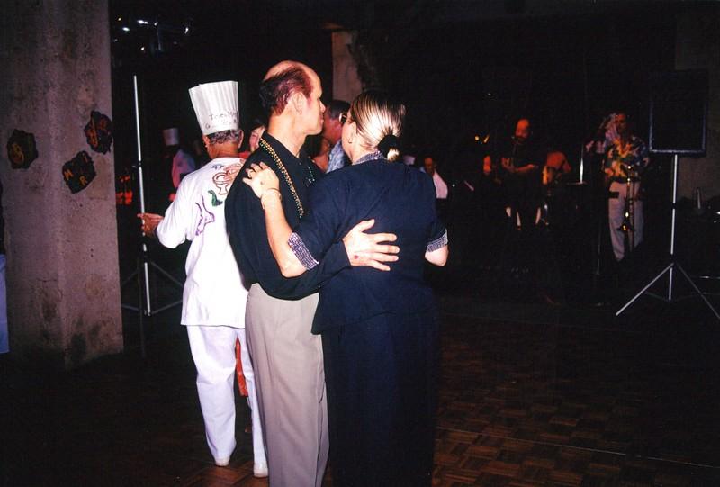 2000 Mardi Gras Party
