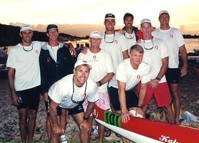 49th Annual Molokai Hoe 10-8-2000