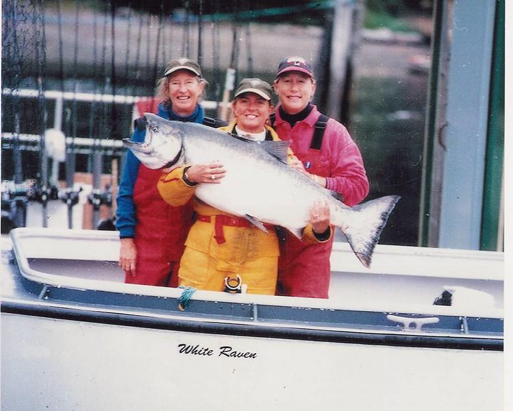 2000 Salmon Fishing in Alaska