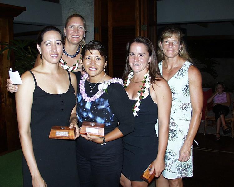 2000 Paddler's Awards Banquet