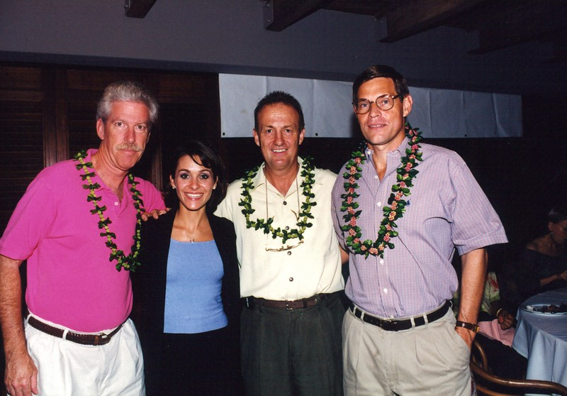 2000 Running Awards Banquet