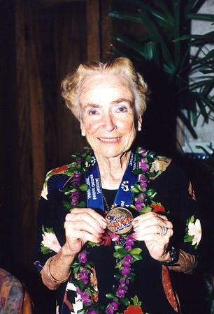 2000 Running Awards Banquet 2-20-2000