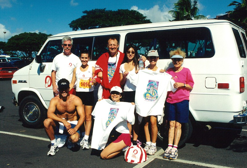 2000 Great Aloha Run