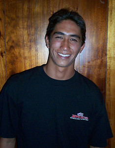 2000 Outstanding Junior Surfer Trophy