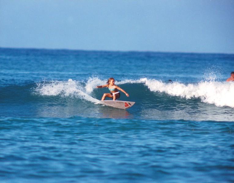 2000 China Uemura Wahine Surf Meet