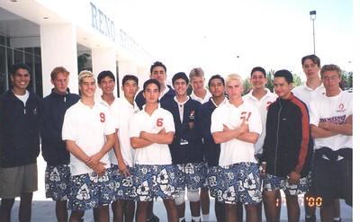 2000 Volleyball